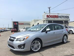2014 Subaru Impreza LTD - 5SPD - HATCH - LEATHER