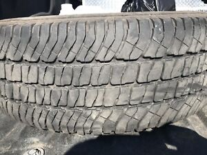 2 Michelin at/2 245/75r17