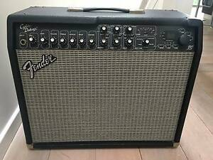 """Fender Cyber Deluxe 12"""" 65W Amp - Create your own tone! Bondi Eastern Suburbs Preview"""