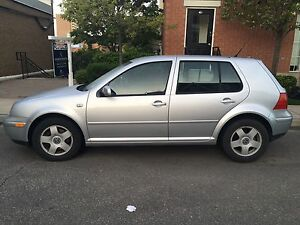 2001 Volkswagen Golf 1.8T (safetied)