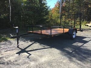 *New* 5x10 Utility Trailer (Motivated To Sell!!)