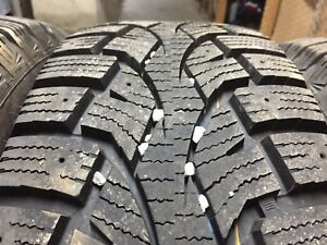 205/60R16 winter tires like new