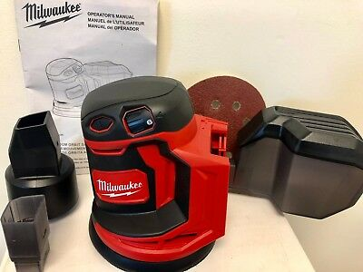 Milwaukee 2648-20 M18 18V Cordless 5 inch Random Orbit Sander