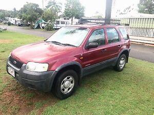 2001 Ford Escape Wagon Brisbane City Brisbane North West Preview