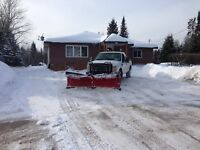 Snowplowing, snow removal, snow blowing, shovelling and sanding