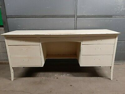 William Lawrence Shabby Chic Restoration Project Dressing Table