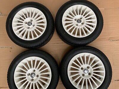 NEW Vauxhall Fiat Alloy Wheels nova Corsa cavalier mk2 astra TOYOTA Sri Gsi mk3