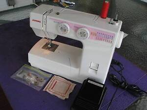Janome MS2008 Basic Sewing Machine, Ex. Cond. Serviced & Tested Kotara Newcastle Area Preview