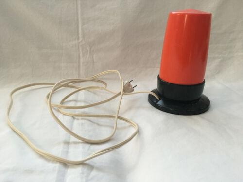 Paterson Orange Darkroom Safelight w/ New 15W Bulb, Working. Used VG Condition.