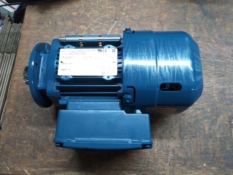 Sew-Eurodrive Brake Motor 1/2HP 1700RPM 230/460VAC (460VAC Brake) IP54 TEFC