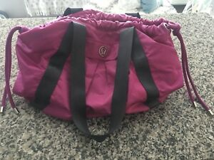 Lululemon Yoga/Gym Bag