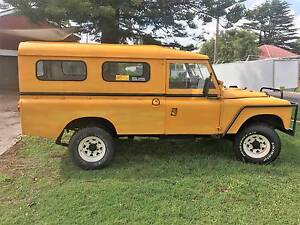 1972 Land Rover (4X4) Coupe North Manly Manly Area Preview