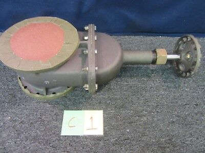 Milvaco 125lp Gate Valve 6 Rising Hand Wheel Cast Iron Aluminum Disk Fuel Pump