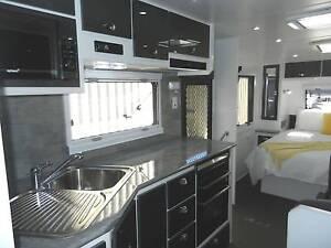 2016 20' Comfort Caravan Semi Off-Road Brisbane Region Preview