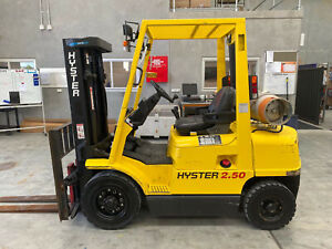 HYSTER CONTAINER MAST 2.5 TON FORKLIFT Luscombe Gold Coast North Preview
