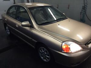2003 KIA RIO low km 140000 like new