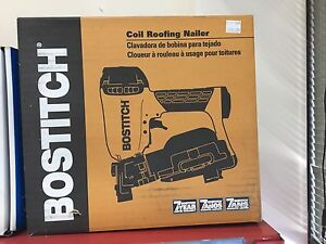 PAWN PRO'S HAS BOSTITCH COIL ROOFING NAILERS - NEW AND USED