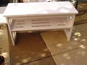 Shoe rack Seat outdoor/indoor  -  Brand New - will post $11.50 Adelaide CBD Adelaide City Preview