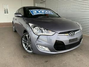 2016 Hyundai Veloster FS4 Series II Coupe 4dr 1.6i Used Car Pooraka Salisbury Area Preview