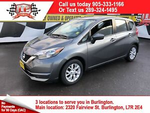 2017 Nissan Versa Note SV, Auto, Heated Seats, Back Up Camera