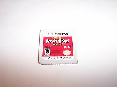 Angry Birds Trilogy (Nintendo 3DS) XL 2DS Game