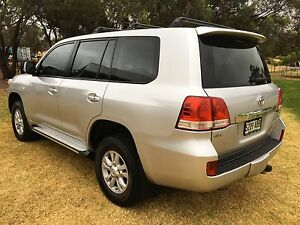 200 series Toyota LandCruiser Wagon Wilmington Mount Remarkable Area Preview