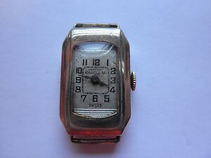 #13: Vintage Chateau Cadillac Watch in Scepter Gold Filled Case