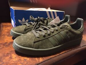 ADIDAS CAMPUS SHOES SIZE 10