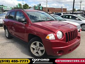2008 Jeep Compass Sport | BEST RATES | GREAT SERVICE