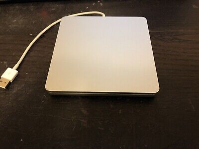 Apple USB Superdrive External CD/DVD Drive Model A1379 Good Condition!