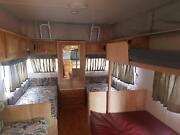 Infintiy Gazal Caravan Herberton Tablelands Preview