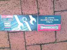 Sidchrome ring spanner set Wattle Grove Liverpool Area Preview