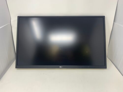 "LG 27ul500-waus 27"" IPS Gaming Monitor *Scratches on Screen*"