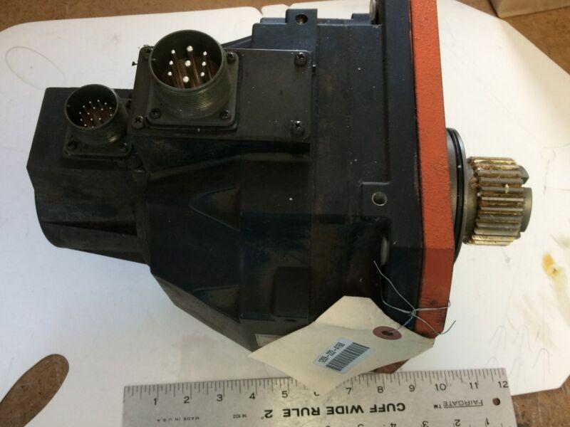 Used Nachi-fujikoshi Nachi Mfa220fysbdb Ac Servo Motor, 2.2 Kw, Rpm: 3000,top9