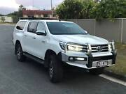 TOYOTA SR5 DUAL CAB-2016 Ashmore Gold Coast City Preview