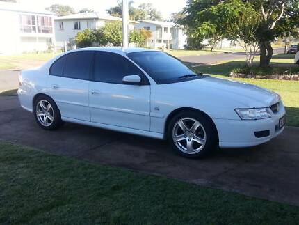 2005 Holden Commodore Sedan Maryborough Fraser Coast Preview