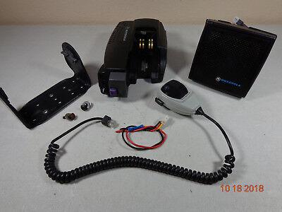 Motorola Xts5000 Vhf Radio Xtva Xtsmtp Adapter Convertacom Charger Ntn1606f C