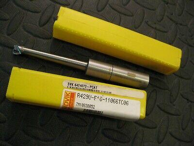 Sandvik Coromant R429u-e16-11066tc06 Carbide Shank Boring Bar