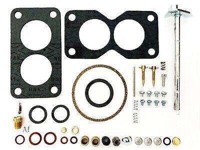 John Deere Dltx Duplex Carburetor Kit W Throttle Shaft - 60 620 630 70 720 730