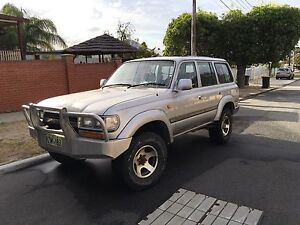 1994 Toyota Landcruiser GXL 80 series Perth Perth City Area Preview