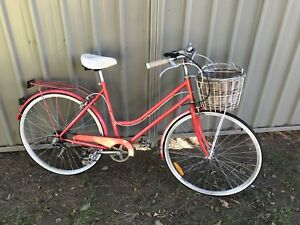 Reid cycles bicycle