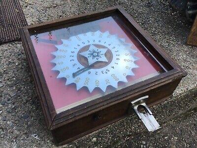 Twirl it antique Trade stimulator game machine