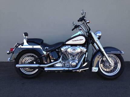 Harley-Davidosn Heritage FLSTI