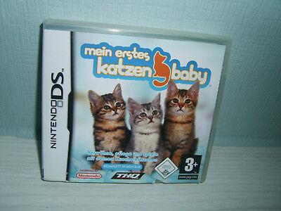 Mein erstes Katzenbaby (Nintendo DS, 2007)