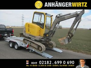 Brian James Digger Plant 3500kg Baumaschinen Transport
