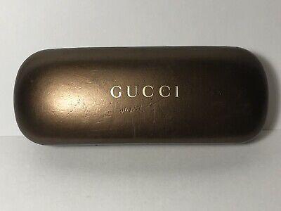 Vintage Gucci Glasses Sunglasses Hard Case only
