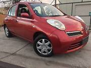 2008 Nissan Micra 5Dr Auto Hatchback REGO AND RWC INCLUDED! Moorabbin Kingston Area Preview