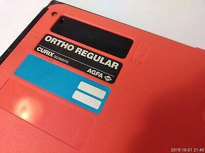 Agfa 8 X 10 Ortho Regular Curix Us Cassette V Fine Free Ship