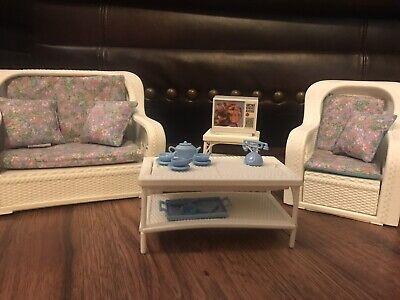 Barbie Living Room Furniture 1990s