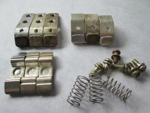 Allen Bradley 709-BOD Replacement Contact Kit (Size 1, 709-B0D)